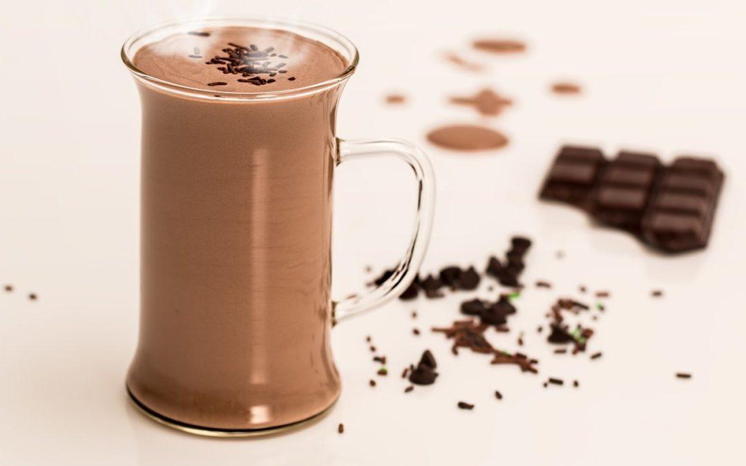 Razem w kuchni – gorąca czekolada