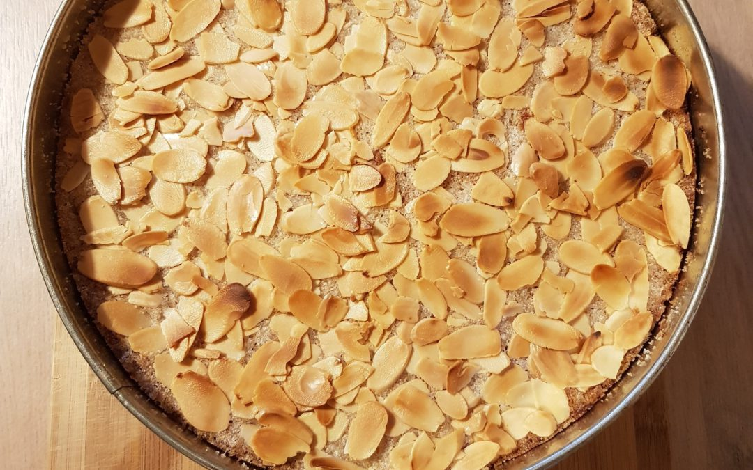 Razem w kuchni – szarlotka sypana