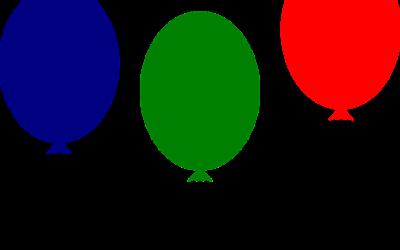 Pobawmy się razem – kolorowe baloniki